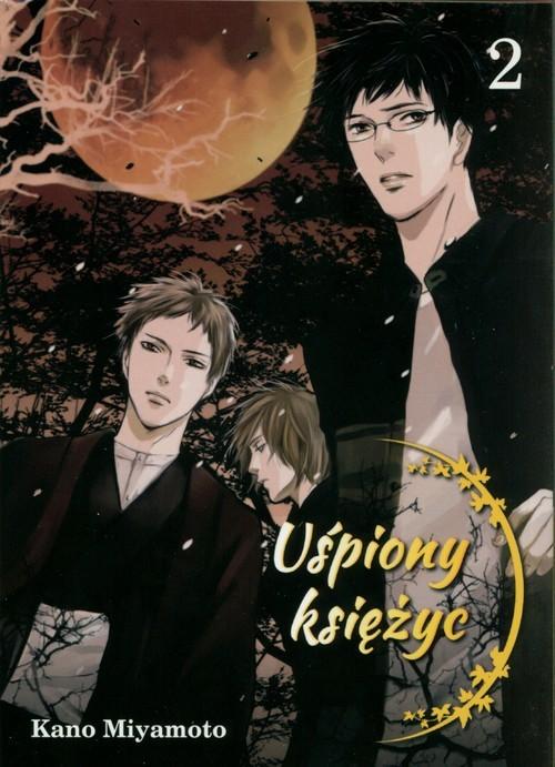okładka Uśpiony księżyc Tom 2, Książka | Miyamoto Kano