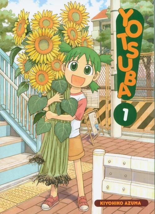 okładka Yotsuba! 1, Książka | Kiyohiko Azuma