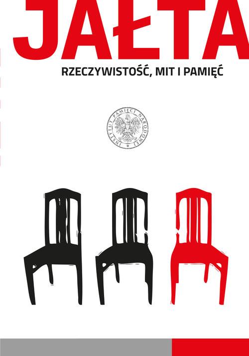 okładka Jałta Rzeczywistość, mit i pamięć, Książka |