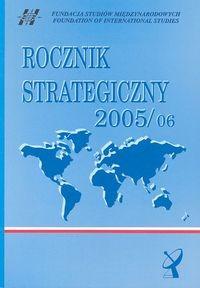 okładka Rocznik strategiczny 2005/2006, Książka |