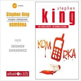 okładka Komórka, Audiobook   King Stephen