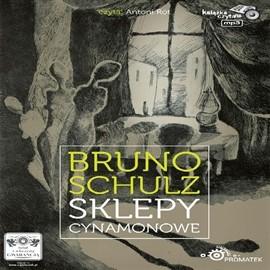 okładka Sklepy cynamonowe, Audiobook | Schulz Bruno