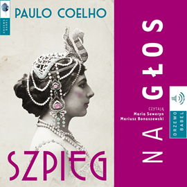 okładka Szpieg, Audiobook | Coelho Paulo