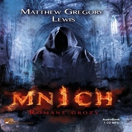 okładka Mnich, Audiobook | Gregory Lewis Matthew