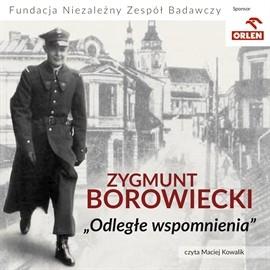 okładka Odległe wspomnienia, Audiobook | Borowiecki Zygmunt