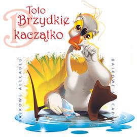 okładka Toto brzydkie kaczątko, Audiobook | Bryll Ernest