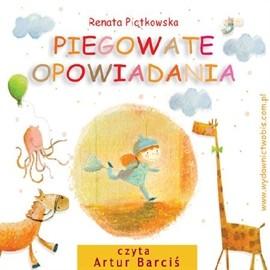 okładka Piegowate opowiadania, Audiobook   Piątkowska Renata