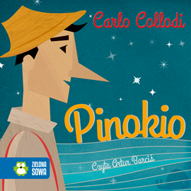 okładka Pinokio, Audiobook   Collodi Carlo