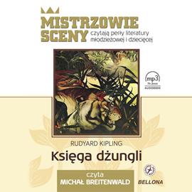 okładka Księga dżungli, Audiobook | Kipling Rudyard