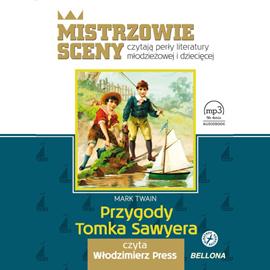 okładka Przygody Tomka Sawyera, Audiobook | Twain Mark