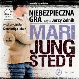 okładka Niebezpieczna gra, Audiobook | Jungstedt Mari