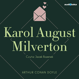 okładka Karol August Milverton, Audiobook | Conan Doyle Arthur
