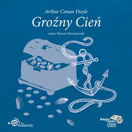 okładka Groźny cień, Audiobook | Conan Doyle Arthur