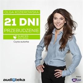 okładka 21 DNI Przebudzenie, Audiobook | Kozierowska Olga