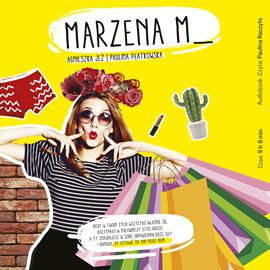 okładka Marzena M, Audiobook | Jeż Agnieszka