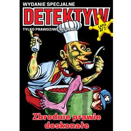 okładka Detektyw wydanie specjalne nr 2/2019, Audiobook | Agencja Prasowa S. A. Polska