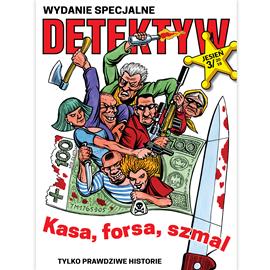 okładka Detektyw Wydanie Specjalne nr 3/2018, Audiobook | Agencja Prasowa S. A. Polska
