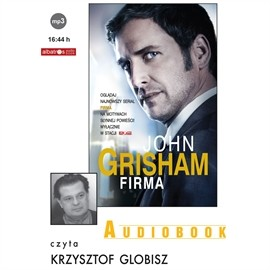 okładka Firma, Audiobook | Grisham John