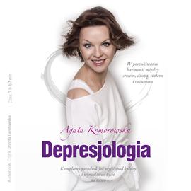 okładka Depresjologia, Audiobook | Komorowska Agata