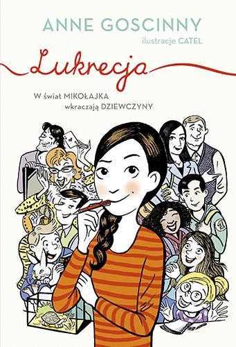 okładka Lukrecja, Książka | Goscinny Anne