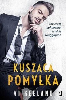 okładka Kusząca pomyłka, Książka | Keeland Vi
