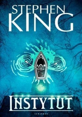 okładka Instytut, Książka | Stephen King
