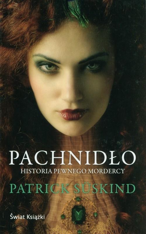 okładka Pachnidło, Książka | Suskind Patrick