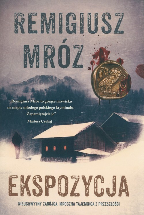 okładka Ekspozycja Wielkie Literyksiążka |  | Mróz Remigiusz