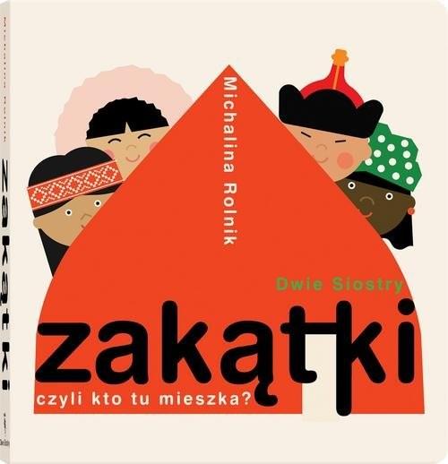 okładka Zakątki, Książka | Rolnik Michalina