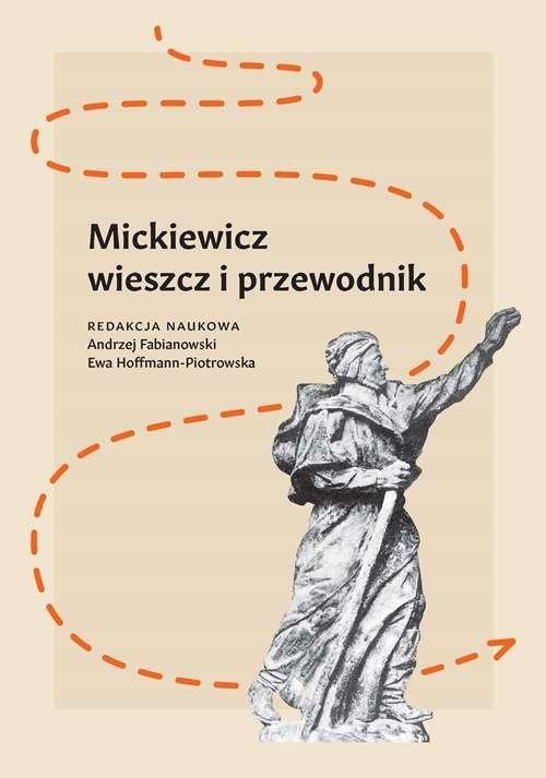 okładka Mickiewicz - wieszcz i przewodnik, Książka  