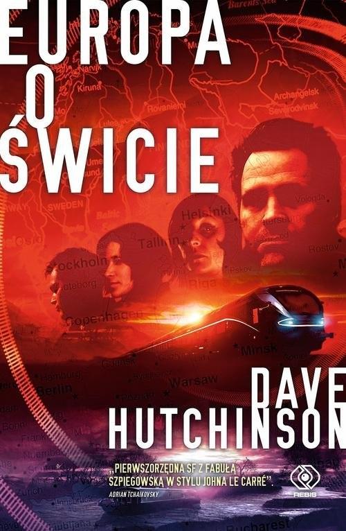 okładka Europa o świcie, Książka | Hutchinson Dave