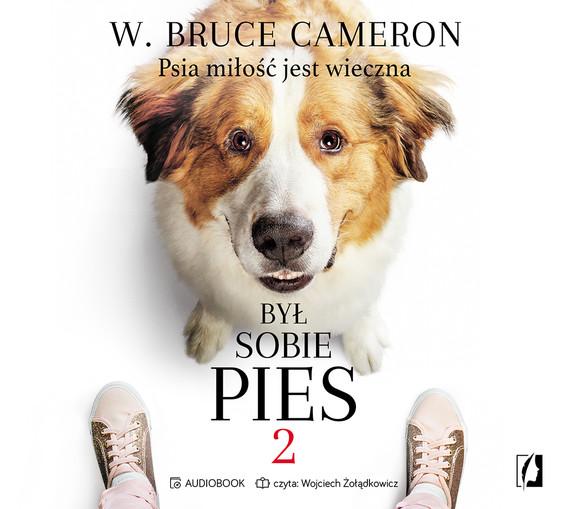 okładka Był sobie pies 2, Audiobook | W. Bruce Cameron