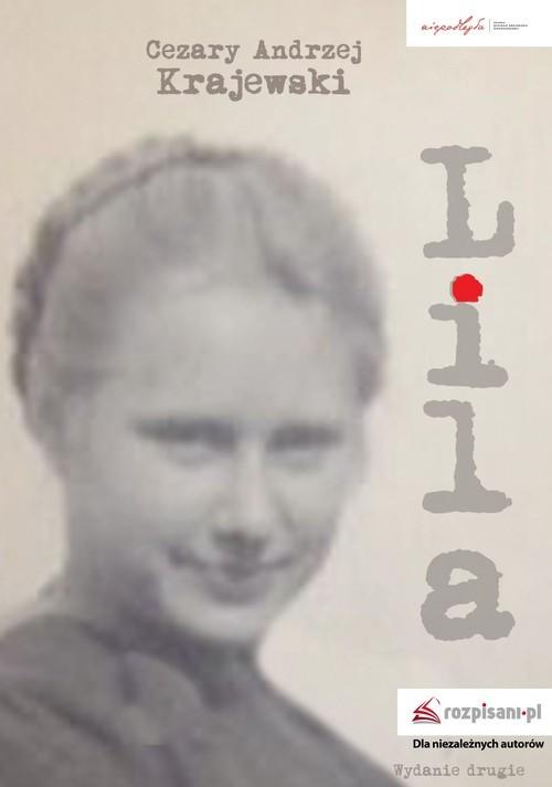 okładka Lila, Książka | Krajewski Cezary