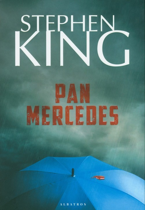 okładka Pan Mercedes, Książka | Stephen King