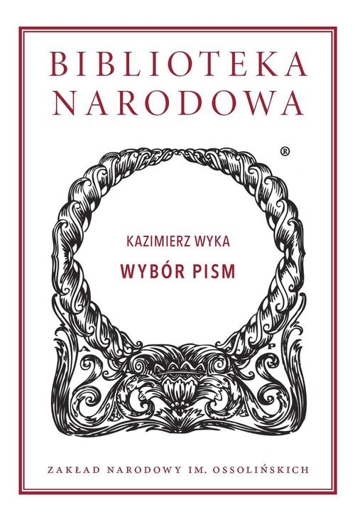 okładka Wybór pismksiążka |  | Wyka Kazimierz