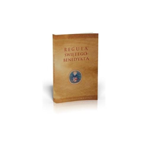 okładka Reguła Świętego Benedykta, Książka |