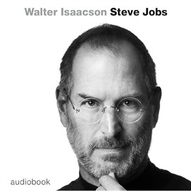 okładka Steve Jobs, Audiobook | Isaacson Walter