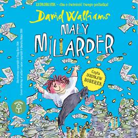 okładka Mały miliarder, Audiobook | Walliams David
