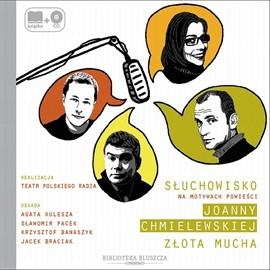 okładka Złota mucha, Audiobook | Chmielewska Joanna