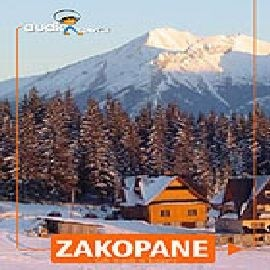 okładka Zakopane, Audiobook | Sp. z o.o. Papagayo