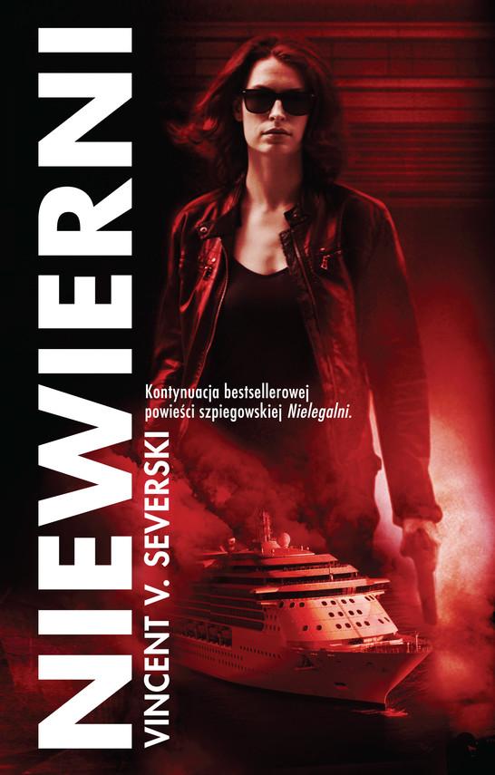 okładka Niewierni, Audiobook | Vincent V.  Severski