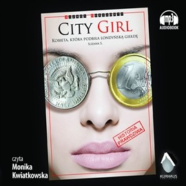 okładka City Girl, Audiobook | Suzana  S.