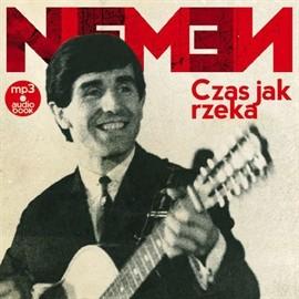 okładka Czesław Niemen - Czas jak rzeka, Audiobook | Gaszyński Marek
