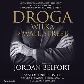 okładka Droga Wilka z Wall Street, Audiobook | Belfort Jordan