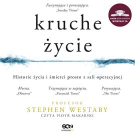 okładka Kruche życie, Audiobook | Westaby Stephen