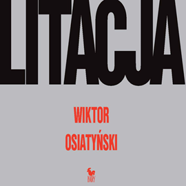 okładka Litacja , Audiobook | Osiatyński Wiktor