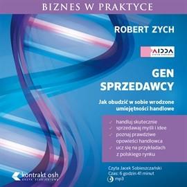 okładka Gen sprzedawcy, Audiobook | Zych Robert