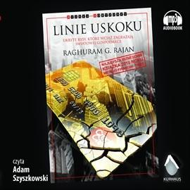 okładka Linie uskoku, Audiobook | G. Rajan Raghuram