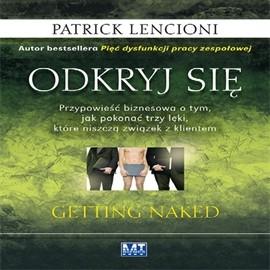 okładka Odkryj się, Audiobook   Lencioni Patrick