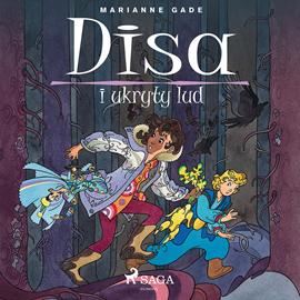 okładka Disa i ukryty lud, Audiobook   MarianneGade